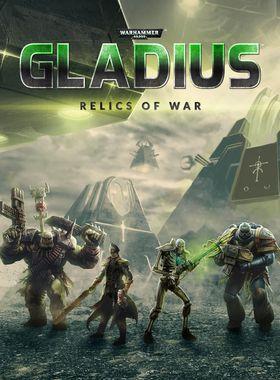 Warhammer 40000: Gladius - Relics of War Key Art