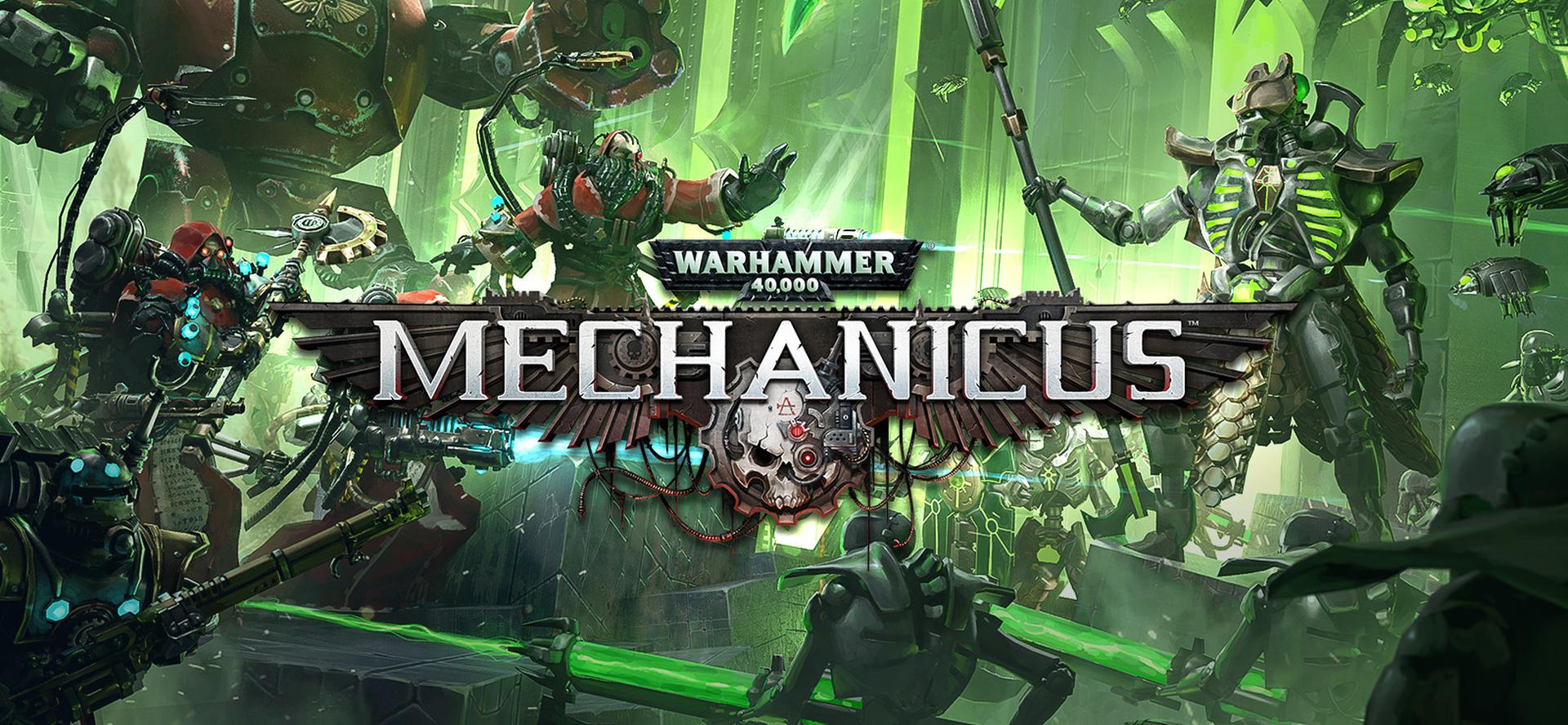 Warhammer 40,000: Mechanicus Video