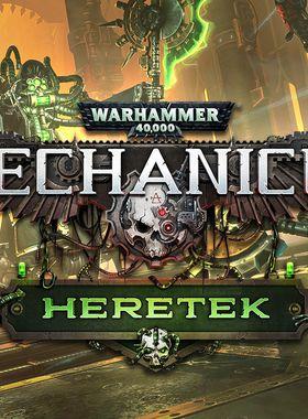 Warhammer 40000: Mechanicus - Heretek Key Art
