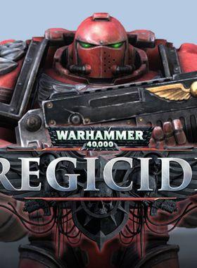 Warhammer 40000: Regicide Key Art