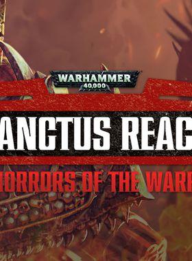 Warhammer 40000: Sanctus Reach - Horrors of the Warp Key Art