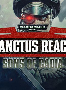 Warhammer 40,000: Sanctus Reach - Sons of Cadia Key Art