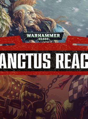 Warhammer 40000: Sanctus Reach Key Art
