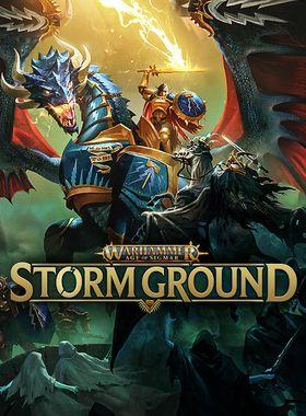 Warhammer Age of Sigmar: Storm Ground Key Art