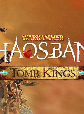 Warhammer: Chaosbane - Tomb Kings Key Art