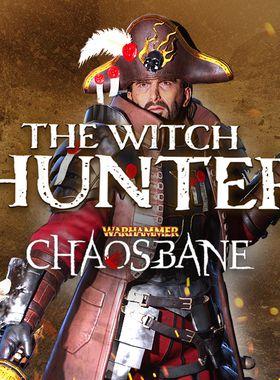 Warhammer: Chaosbane Witch Hunter Key Art