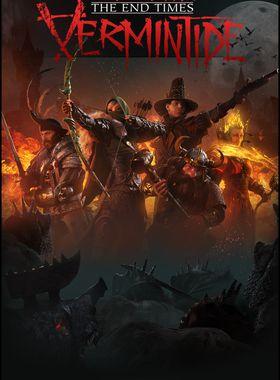 Warhammer: End Times - Vermintide Key Art