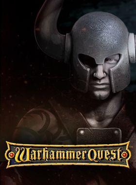 Warhammer Quest Key Art