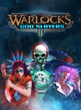 Warlocks 2: God Slayers Key Art