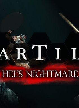 Wartile Hel's Nightmare Key Art