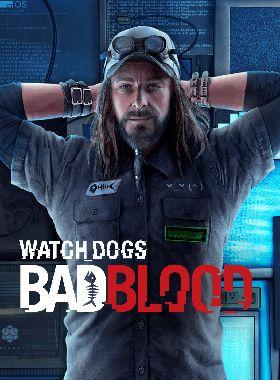 Watch Dogs: Bad Blood Key Art