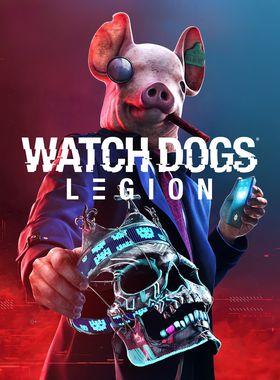 Watch Dogs Legion Key Art