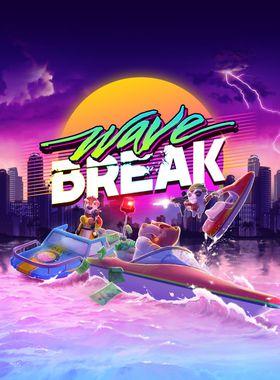 Wave Break Key Art