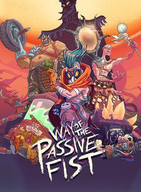 Way of the Passive Fist Key Art