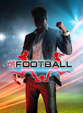 We are Football Key Art