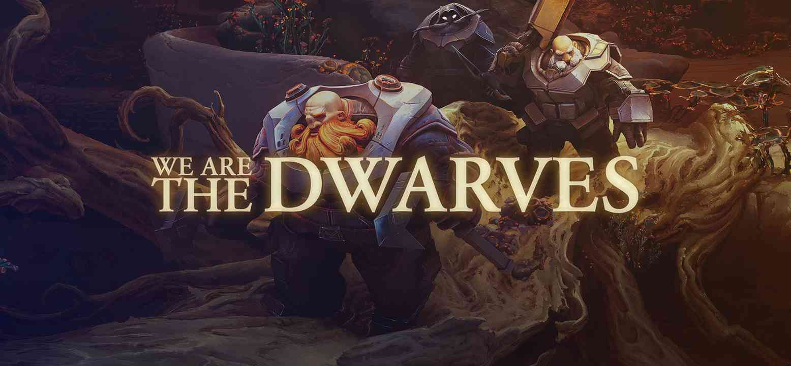 We Are the Dwarves Thumbnail