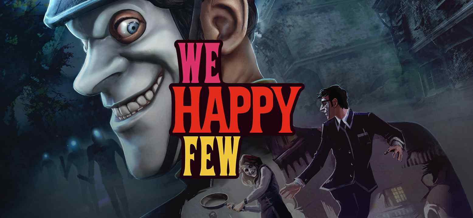 We Happy Few Background Image