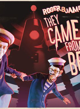 We Happy Few: They Came From Below Key Art