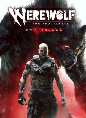 Werewolf: The Apocalypse - Earthblood Key Art