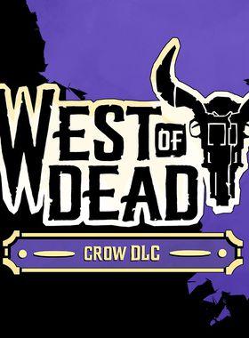 West of Dead: Crow Key Art