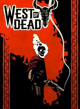 West of Dead Key Art