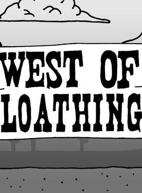 West of Loathing Key Art