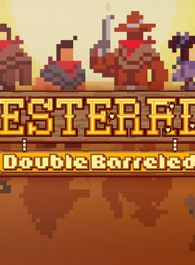 Westerado: Double Barreled Key Art