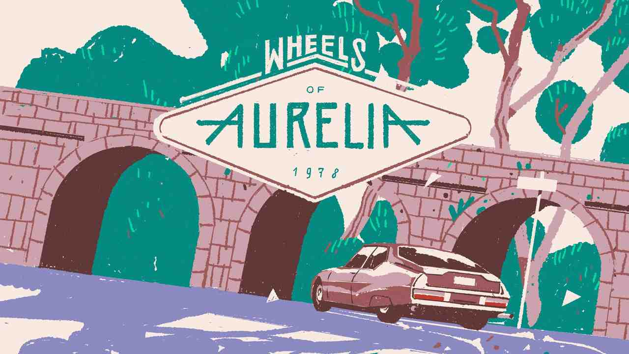 Wheels Of Aurelia Thumbnail