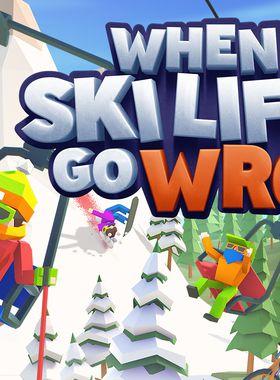 When Ski Lifts Go Wrong Key Art