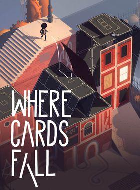 Where Cards Fall Key Art