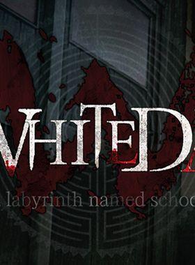 White Day: A Labyrinth Named School Key Art