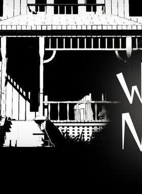 White Night Key Art