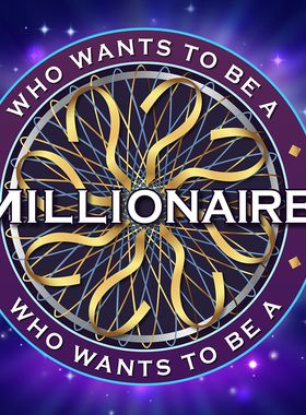 Who Wants To Be A Millionaire Key Art