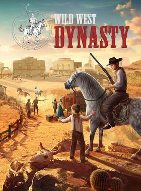 Wild West Dynasty Key Art