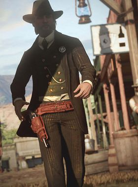 Wild West Online Key Art
