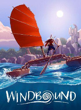 Windbound Key Art