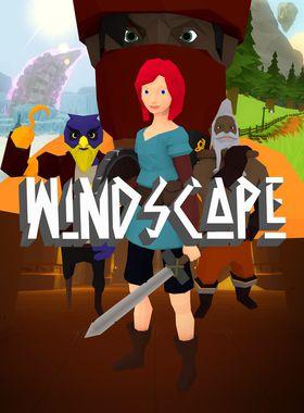 Windscape Key Art