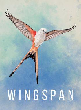 Wingspan Key Art