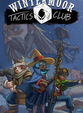 Wintermoor Tactics Club Key Art