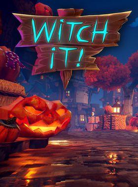 Witch It Key Art