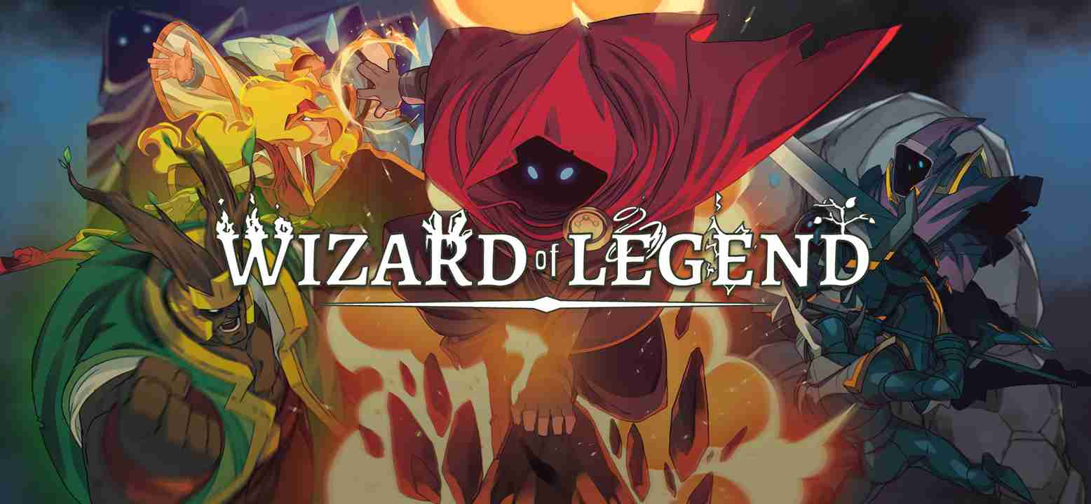 Wizard of Legend Thumbnail