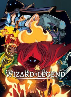 Wizard of Legend Key Art