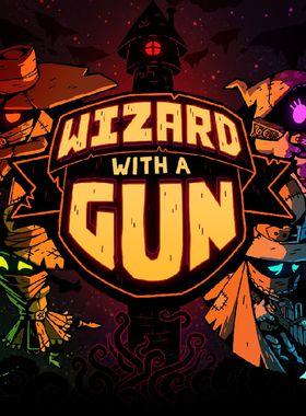 Wizard with a Gun Key Art