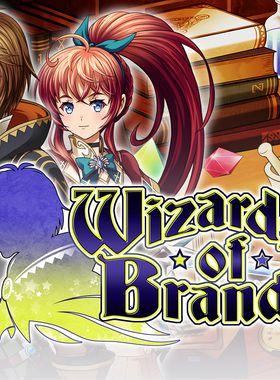 Wizards of Brandel Key Art