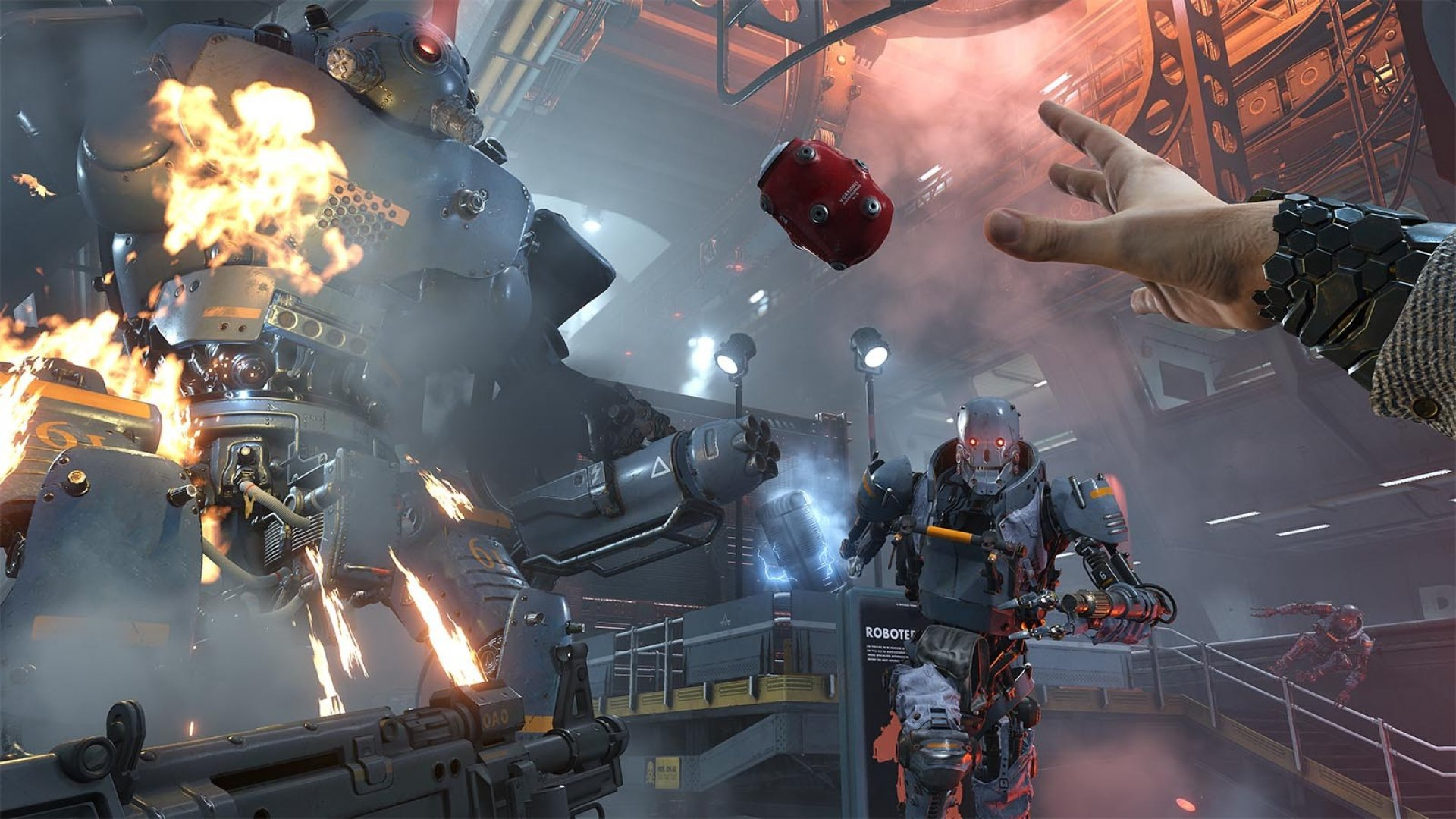 Wolfenstein 2: The New Colossus - The Freedom Chronicles