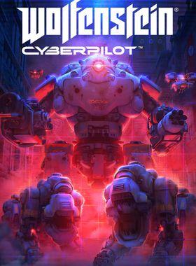 Wolfenstein: Cyberpilot Key Art