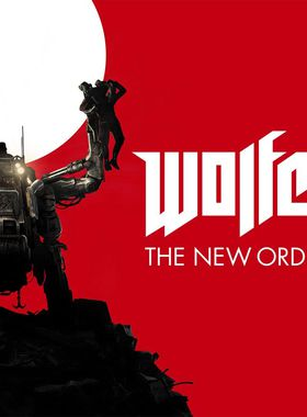 Wolfenstein: The New Order Key Art
