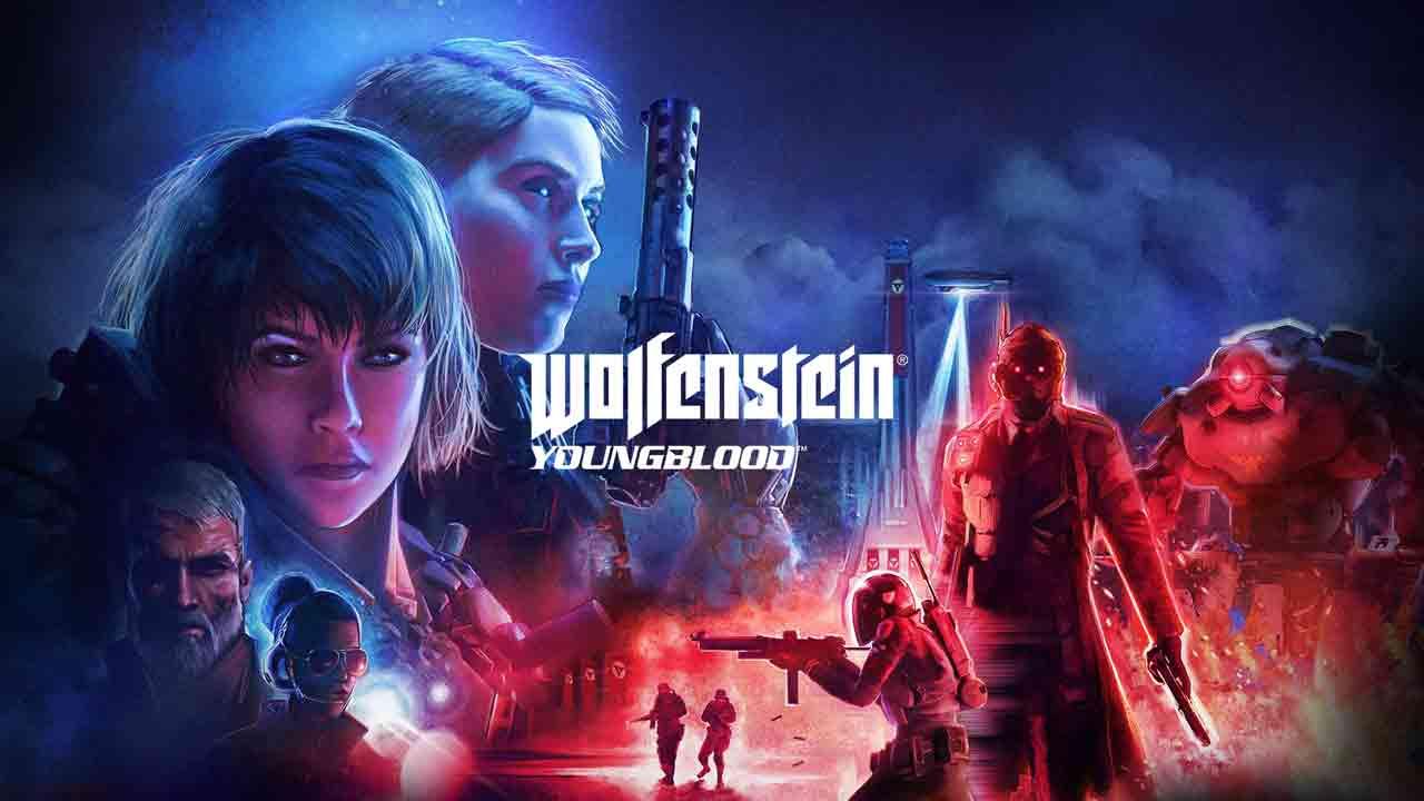 Wolfenstein: Youngblood Background Image