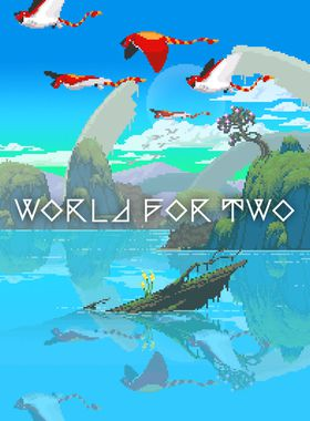 World for Two Key Art