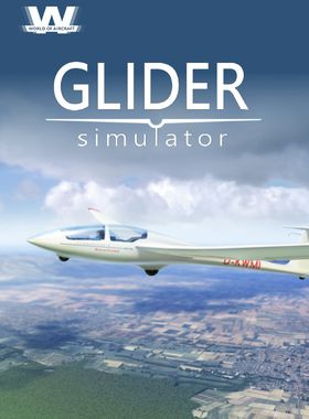 World of Aircraft: Glider Simulator Key Art